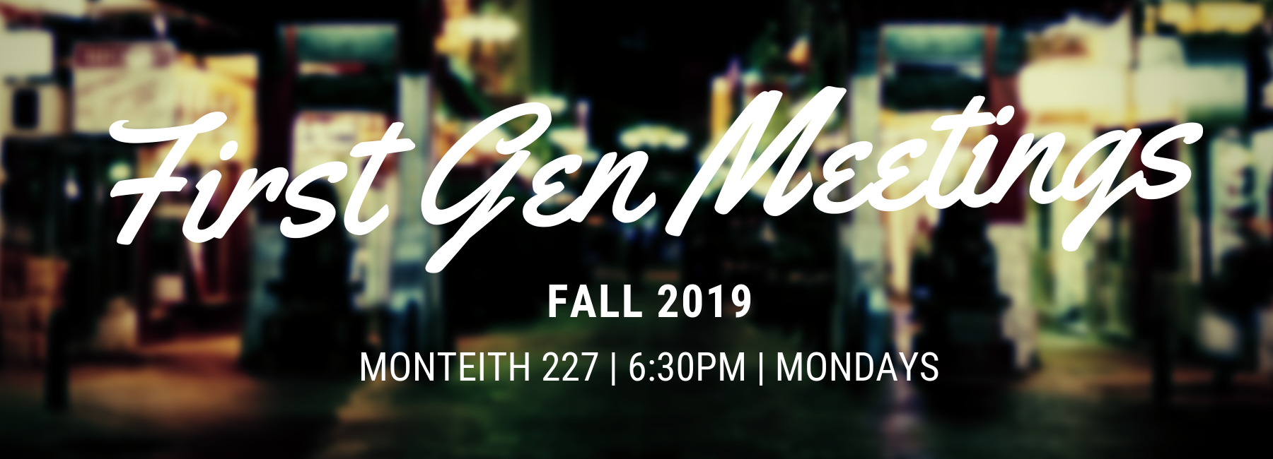 fall 19 meeting
