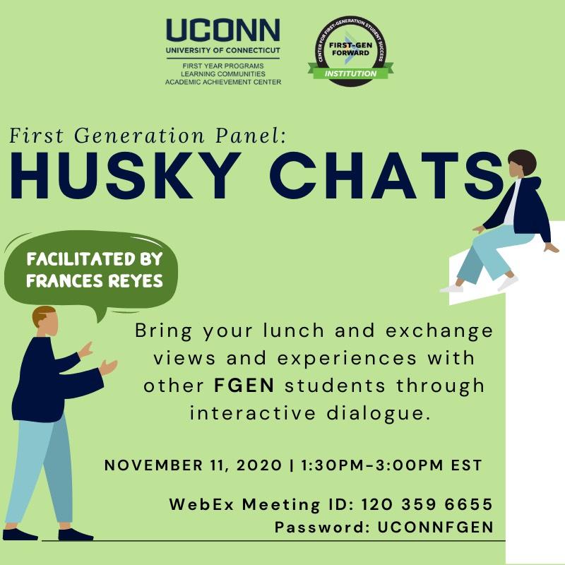 husky chats
